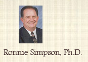 Ronnie Simpson, Ph.D.