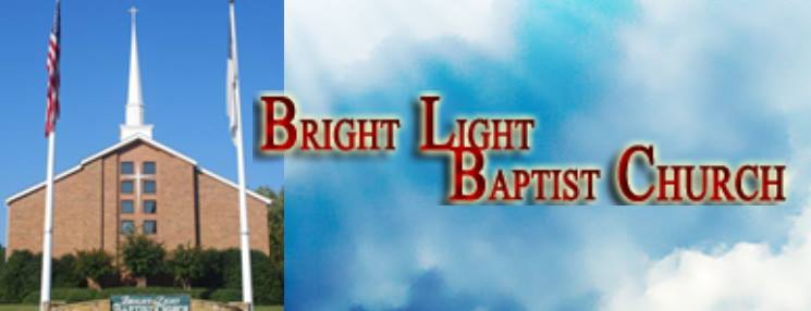 Bright Light Baptist Church Logo